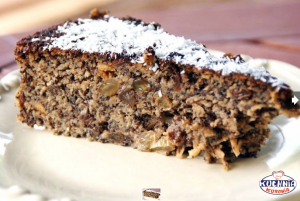 Ciasto makowo – jabłkowe