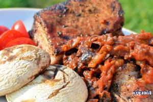 Domowy sos barbecue