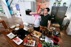 Radość gotowania - fot. Arek Drygas