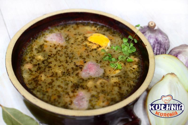 żurek zupy przepis