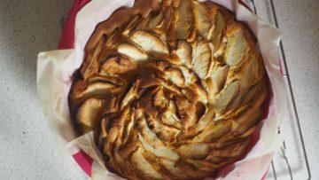 Przepyszne ciasto ucierane, idealne na jesienne wieczory