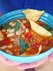 zupa meksykańska przepis
